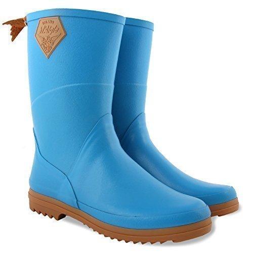 Aigle Chanteboot 160 Mujer Botas De Agua Botas De Agua Zapatos cobalto