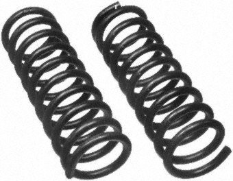Moog Rates Spring Coil (Moog Chassis 7226 Constant Rate Coil Springs)