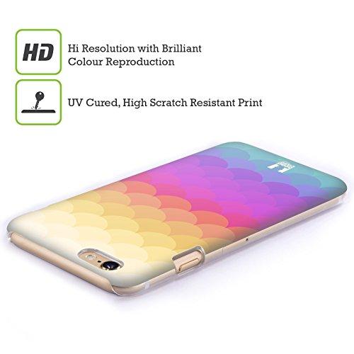 Head Case Designs Tramonto Mare Cover Retro Rigida per Apple iPhone 7 Plus / 8 Plus