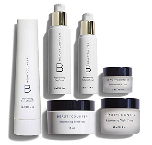 Beauty Counter Rejuvenating Collection Beautycounter