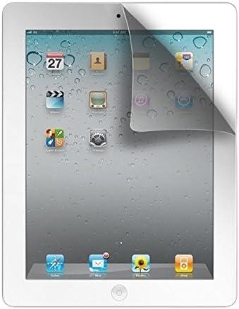 5X Crystal Clear Screen Protector Anti Glare Guard Shield For Apple iPad 2 3 4