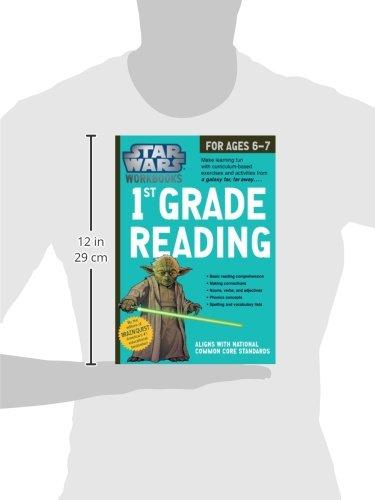 Star Wars Workbook: 1st Grade Reading (Star Wars Workbooks ...