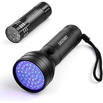 Ultraviolet Cat Urine Flashlight Sxginbt Uv Blacklight