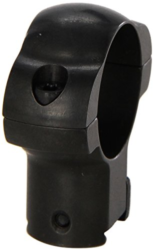Weaver Grand Slam 1-Inch .22 Extra High Style Rings (Gloss Black) (Rings Grand Slam Weaver)