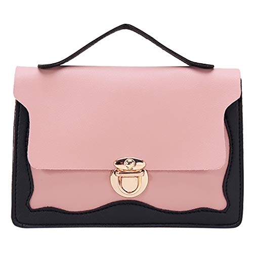 Lefthigh Fashion Lady Exquisite Shoulders Small Backpack Cover Letter Purse Mobile Messenger Bag