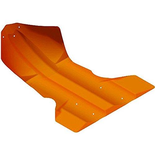 スキンズ プロテクティブ ギア Skinz Protective Float Plate Pol Orange 241-07798 PFP300-ORG B07DLY1GXY