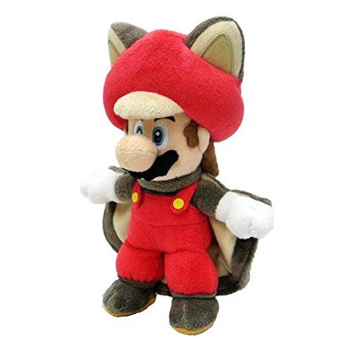 Plush Flying Squirrel - Super Mario Bros. Flying Squirrel Mario 9-Inch Plush
