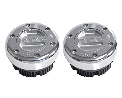 Mile Marker 449S/S Lock Out Hub, 1 Pair