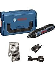 Bosch Professional GO Batteridriven Skruvmaskin, 3,6 V, Svart, Blå