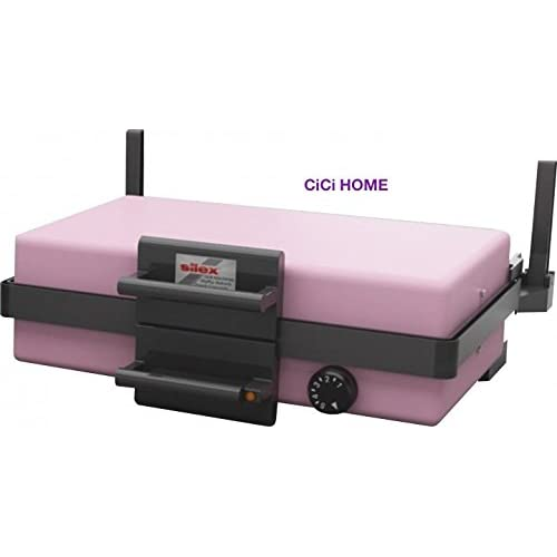 Silex Multigrill Jumbo Grill de contact existe en rose/pembe Her Eve lazim by Silex