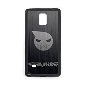 Fayruz- Personalized Soul Eater Protective Hard Rubber Phone Case for Samsung Galaxy Note 4 Note4 Cover I-N4O1247