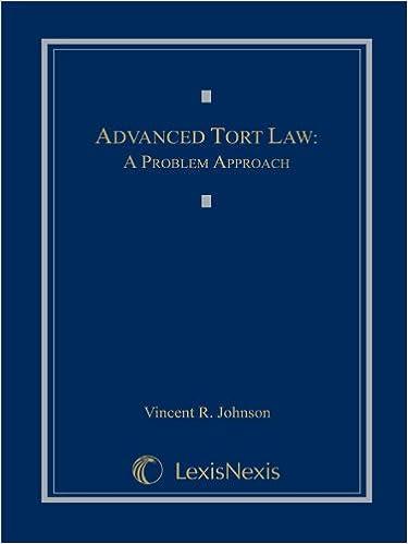 Read Advanced Tort Law: A Problem Approach (Loose-leaf version) PDF, azw (Kindle), ePub, doc, mobi