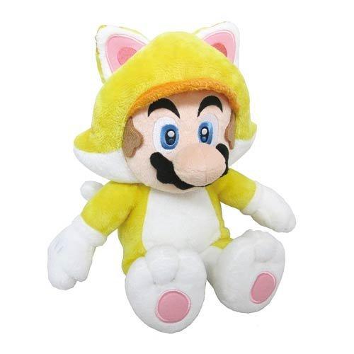 Super Mario Cat Mario 12