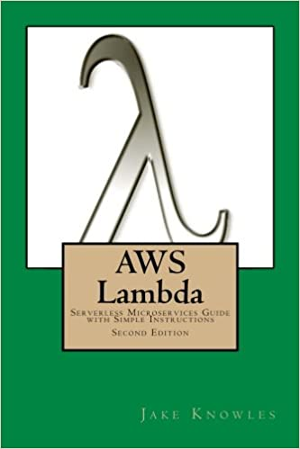 Aws Lambda Serverless Microservices Guide With Simple Instructions