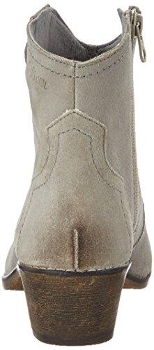 s.Oliver Damen 25308 Cowboy Stiefel Grau (LT GREY 210)