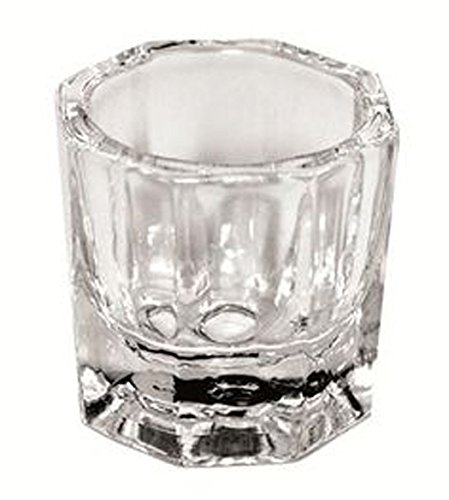 Tintocil Tinting Glass Dish .5 oz for Lash & Brow - Tint Glasses