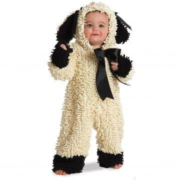 Wooly (Little Lamb Costume Toddler)