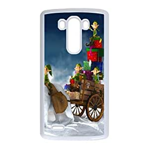 LG G3 Cell Phone Case White_Gifts For Christmas FY1563897