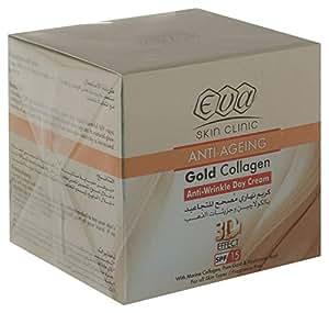 Eva Anti-Aging Gold Collagen Wrinkle Day Cream, 50 Ml