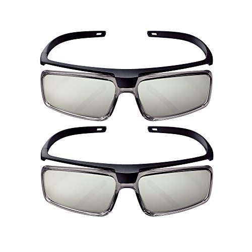 (Pack of 2) Sony TDG-500P Passive 3D Glasses by Sony