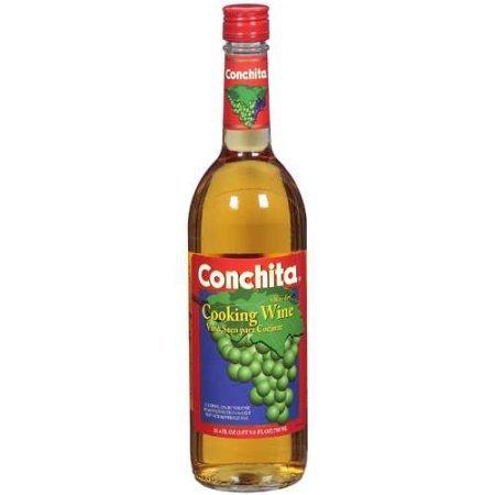 Iberia Conchita White Cooking Wine, 25.4 fl oz, Vino Seco Para Cocinar