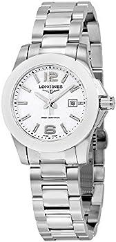 Longines Stainless Steel Ladies Watch