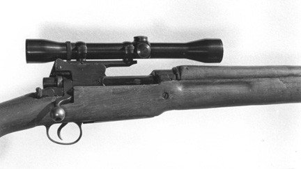 1917 Enfield P14 or P17 Scope Mount