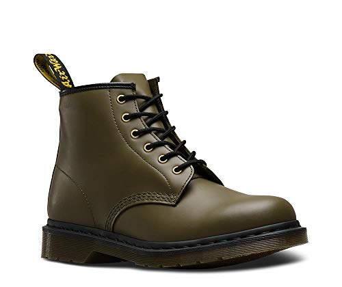 Dms 101 Martens Dr Boots Olive pqan6xn