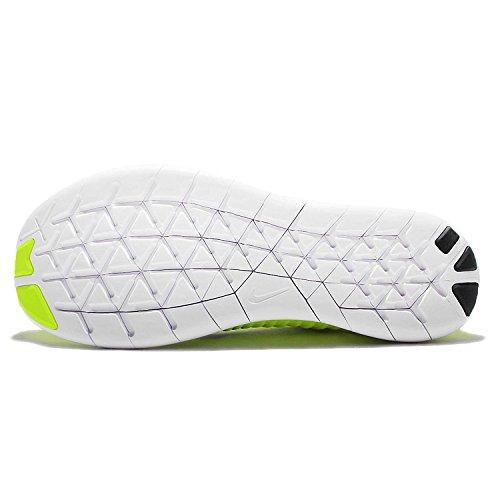Nike 842545-700, Zapatillas de Trail Running para Hombre Amarillo (Volt / Black / White)