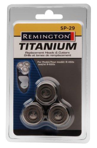 Remington SP-29 SP29 Titanium Rotary Shaver Replacement Head