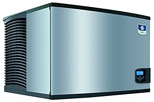 Manitowoc Ice ID-0502A Air Cooled 530 Pound Full Dice Cube Ice Machine