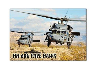 Sikorsky HH-60G Pave Hawk Helicopter Fridge Magnet