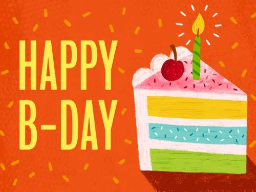 Birthday cake egift card link image