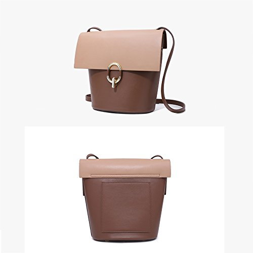 Bucket Bag Hijab Messenger Female Bag Shoulder Stitching GAOYANG Bag qTESU