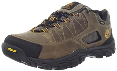 Timberland Men's Intervale Low Boot, Light Brown, 7 M US