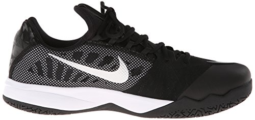 Shoes metallic Black The Zoom Run Trainer One white Tbcross Nike Sport Silver Training 8A6wqxqPO