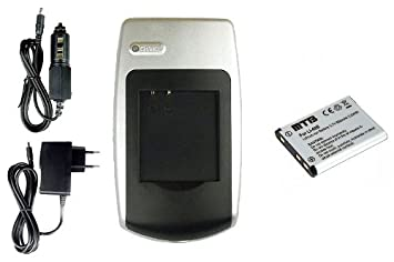 chargeur batterie fujifilm np-45a