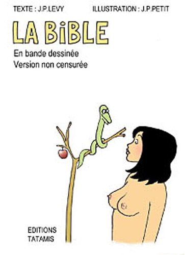 La Bible En BD Non Censuree