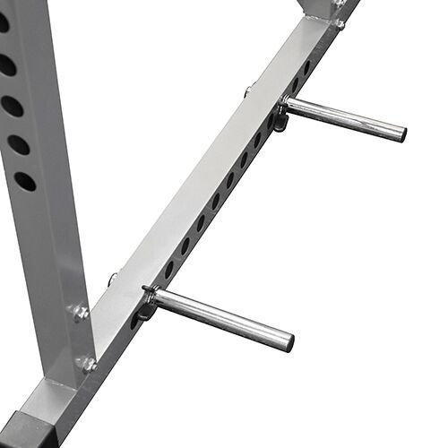 Valor Fitness BD-33 Heavy Duty Power Cage with Lat Attachment, Band Pegs and Multi-Grip Chin-Up by Ironcompany.com (Image #5)