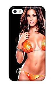 Tpu Shockproof/dirt-proof Miami Heat Cheerleader Basketball Nba Cover Case For Iphone(5/5s)