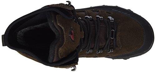 Gtx marrone Viking Da Brown Unisex Villrein Scarpe 1810 Scuro Caccia Rosso Adulti Ow8CxSq8