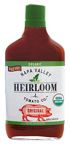Soy Sauce Baby Costume (Organic Heirloom BBQ Sauce - Napa Valley Heirloom Tomato Co. 16.6oz)