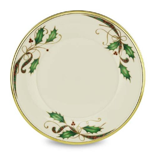 - Lenox Holiday Nouveau 9 Accent Plate