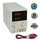 KORAD KD3005P - Programmable Precision Variable Adjustable 30V, 5A DC Linear Power Supply