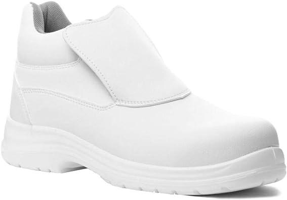 Coverguard Chaussure De Securite Cuisine Montante Microfibre