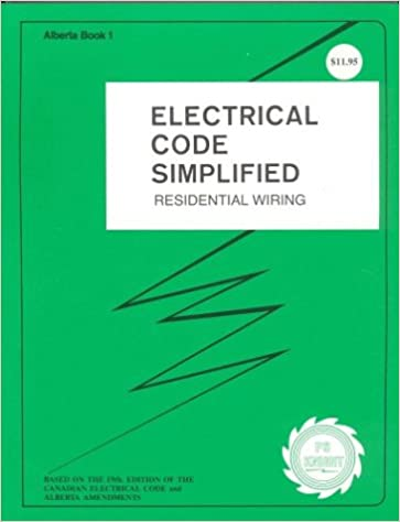 Electrical Code Simplified Alberta Residential Wiring PS Knight