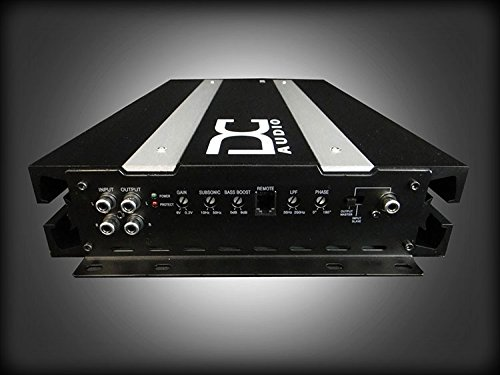 Amazon.com : DC Audio 2.0kw Competition Series Amplifier Brand New- 2, 000 watts - Authorized Dealer : Electronics