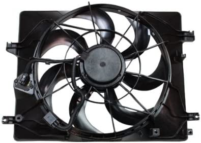 TYC 622350 Replacement Cooling Fan Assembly for Chevrolet Camaro