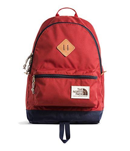 (The North Face Berkeley Backpack (Caldera Red/Urban Navy))