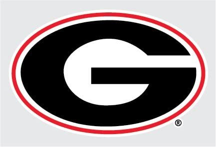 "Amazon.com: WinCraft GEORGIA BULLDOGS G LOGO vinyl decal 4"" UGA car truck  sticker: Automotive"